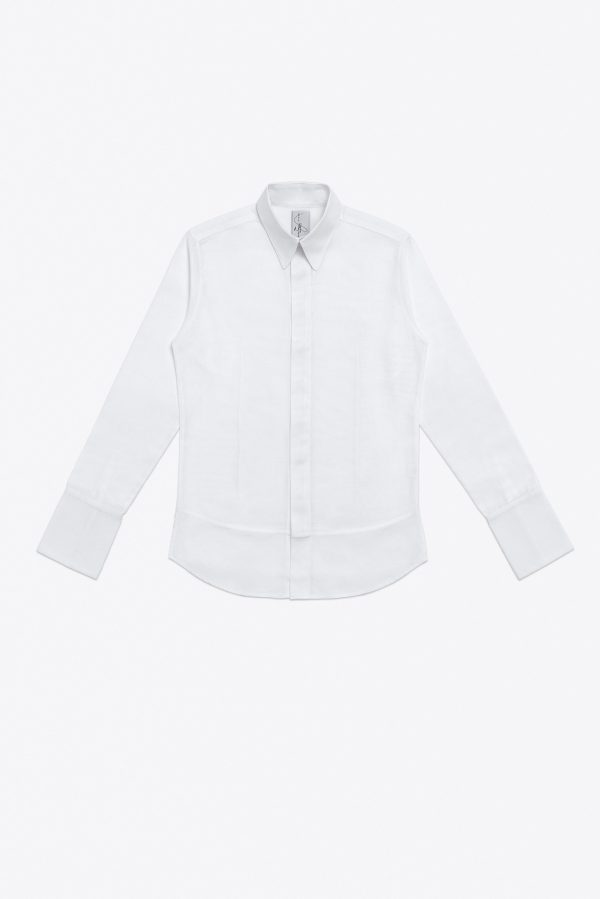 ARCH DETAILED COLLAR SHIRT